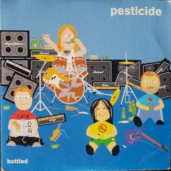 Pesticide CD Bottled Front Side View
