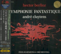 Symphonie Fantastique by Hector Berlioz ;   Philharmonia Orchestra ,   André Cluytens