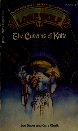 The Caverns of Kalte by Joe Dever