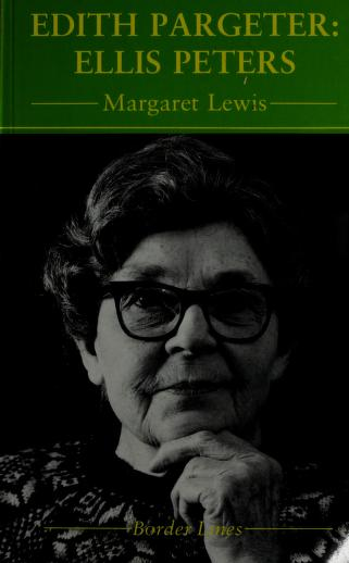 Edith Pargeter by Margaret Lewis