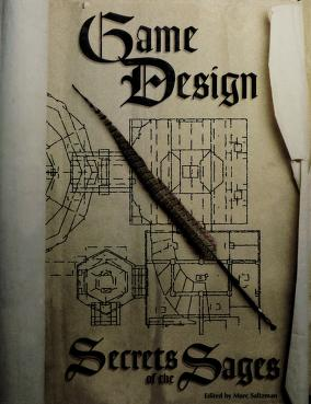 Cover of: Game design | edited by Marc Saltzman.