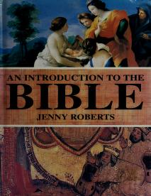 Cover of: An introduction to the Bible | Jenny Roberts
