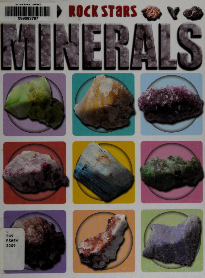 Minerals by Chris Pellant
