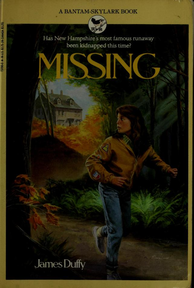 Missing by James Duffy