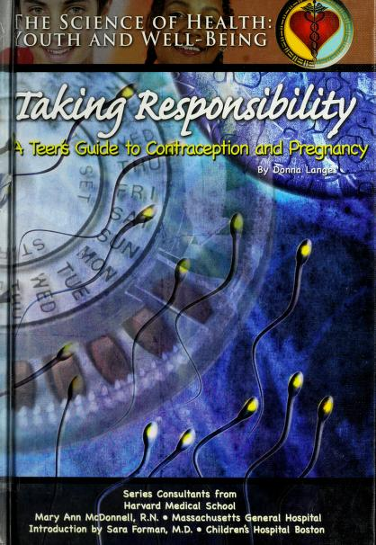 Taking responsibility by Donna Lange