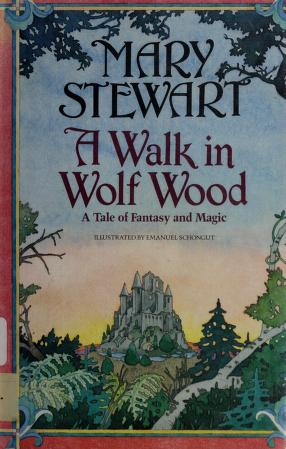 Cover of: A Walk in Wolf Wood | Mary Stewart
